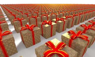 many boxes red ribbon.jpg