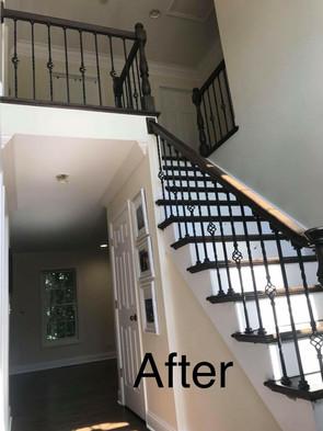 After Skydeck Flooring Work