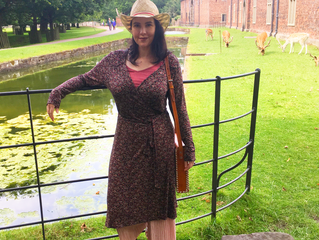 A day out at Dunham Massey