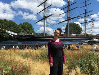 Culottes and the Cutty Sark