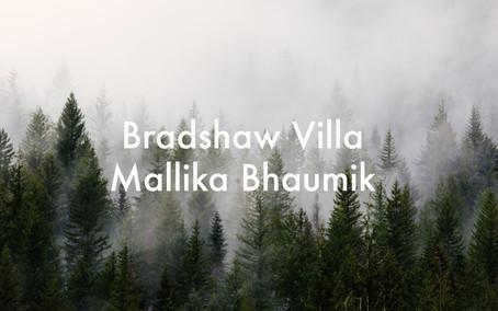 Bradshaw Villa by Mallika Bhaumik