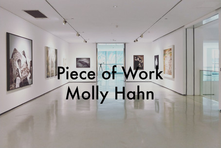 Piece of Work by Molly Hahn