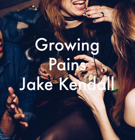 Growing Pains by Jake Kendall