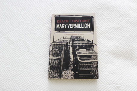 Book Review: Death by Discount by Mary Vermillion