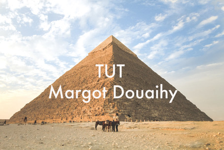 TUT by Margo Douaihy