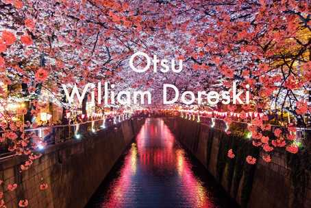 Otsu by William Doreski