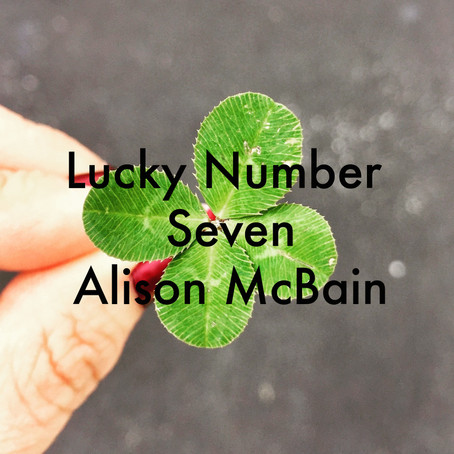 Lucky Number Seven by Alison McBain