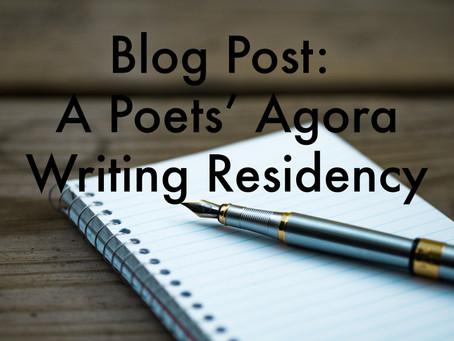 A Poets' Agora Residency 2020