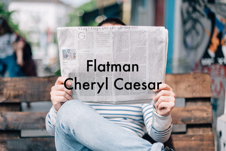 Flatman by Cheryl Caesar