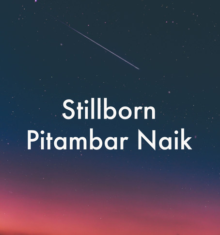 Stillborn by Pitambar Naik