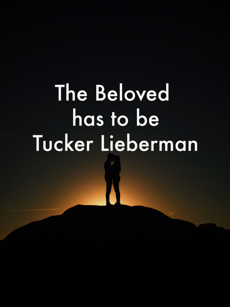 The Beloved has to be by Tucker Lieberman