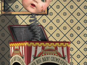 Book Review: The Big Baby Crime Spree and Other Delusions by Darrin Doyle