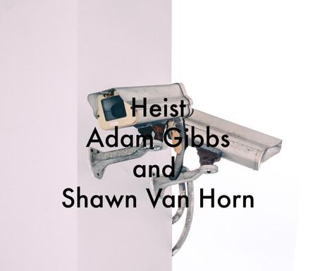 Heist by Adam Gibbs and Shawn Van Horn