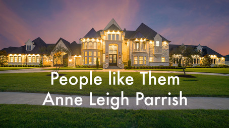 People like Them by Anne Leigh Parrish