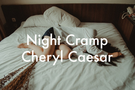 Night Cramp by Cheryl Caesar