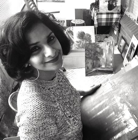 Author Interview: Oormila Vijayakrishnan Prahlad
