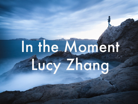 In the Moment by Lucy Zhang