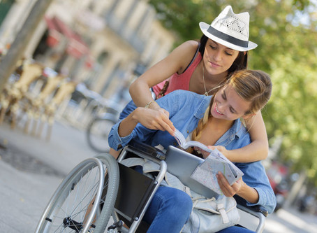 Expert Tips for Awesome Wheelchair Travel
