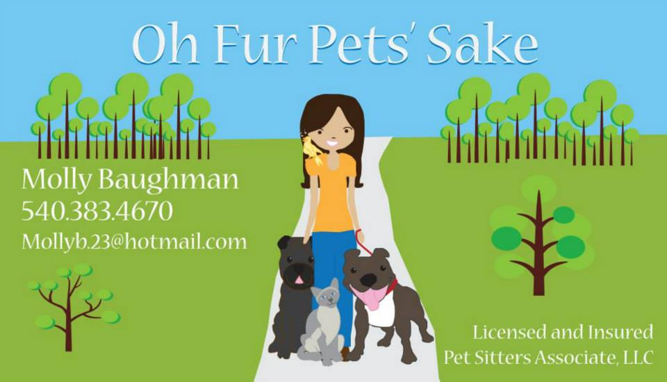 Oh Fur Pet's Sake