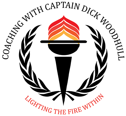 Coaching with Captain Dick Woodhull
