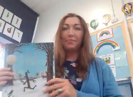 Stick Man read by Mrs Storey