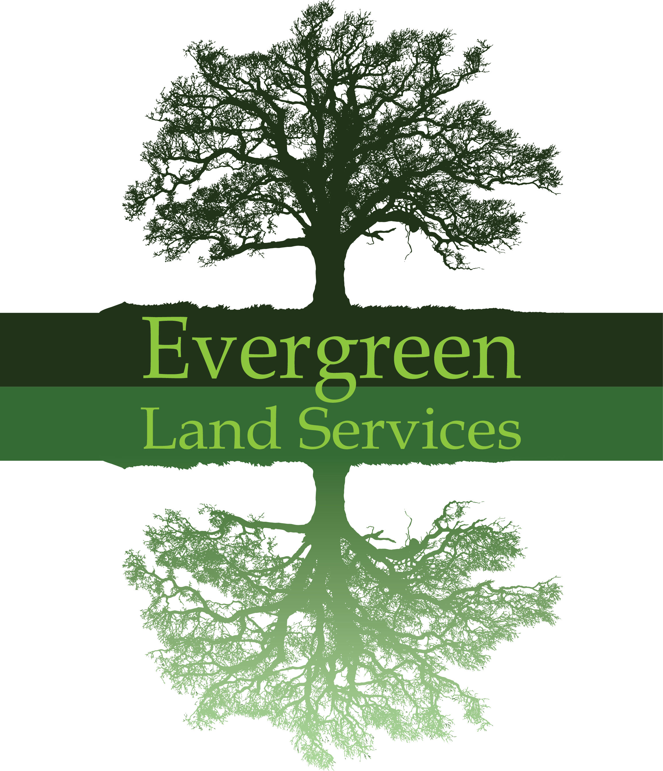 Evergreen Land Services logo