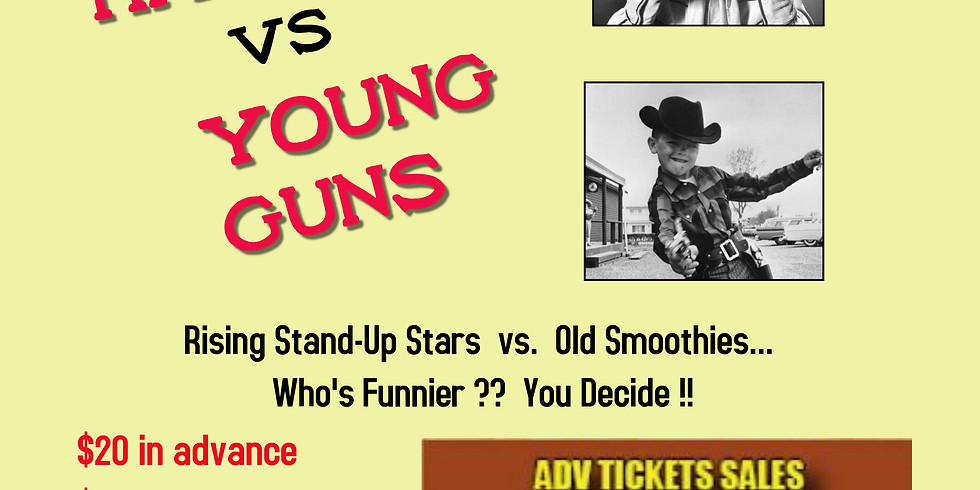 Old Hands vs Young Guns