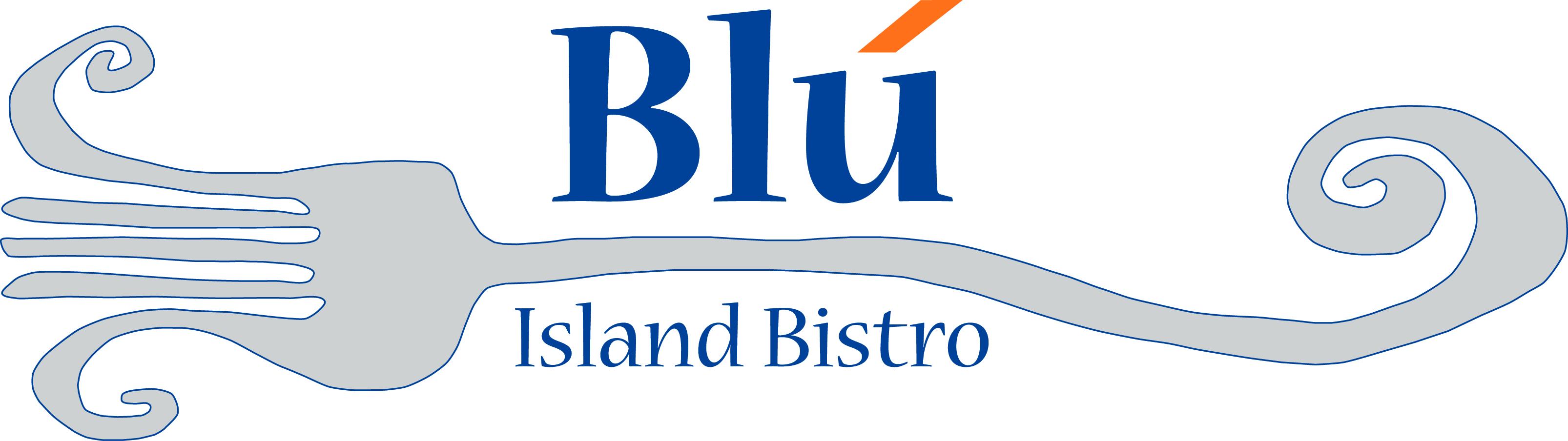 Blu Island Bistro Logo