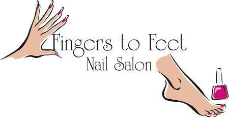 Fingers to Feet Logo