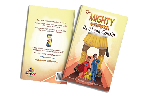 The Mighty Adventurers: David and Goliath