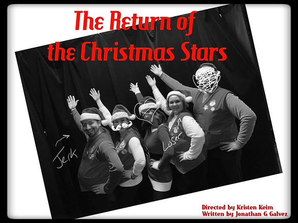 Showcard- The Return of the Christmas St