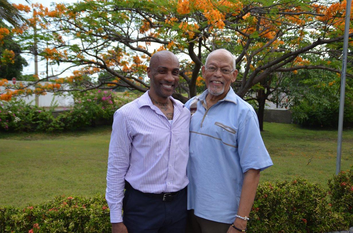 Revs. John Scott and Ray