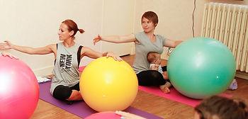 Audrey pilates Tours, femmes enceintes