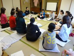 Workshop in Tokyo