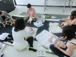 Baby Love Massage trial massage