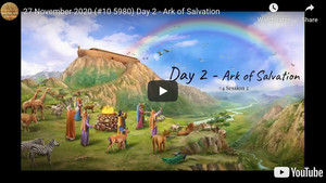 (#10 5980) Day 2 - Ark of Salvation