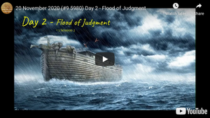 (#9 5980) Day 2 - Flood of Judgment