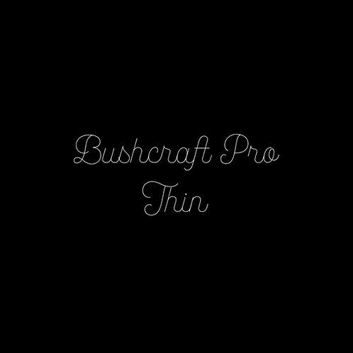 Bushcraft Pro Thin Font - 1 User