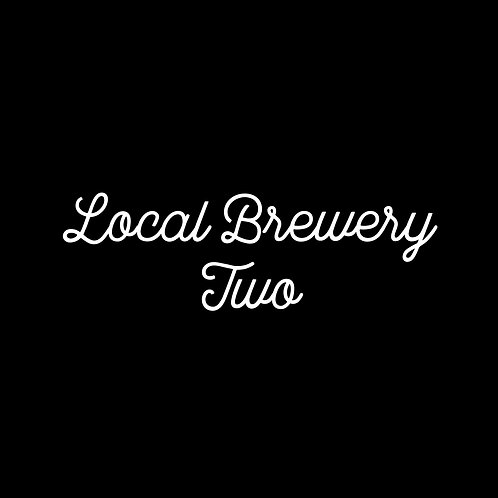 LOCAL BREWERY | TWO FONT