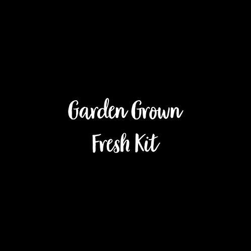 Garden Grown Fresh Font Kit - 1 User
