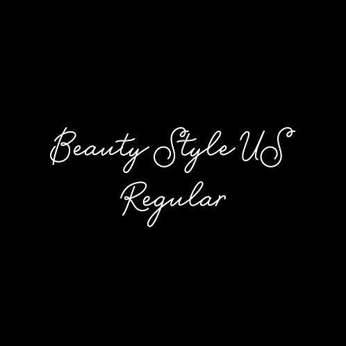 Beauty Style US Regular Font - 1 User