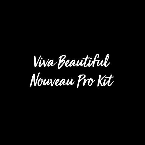 Viva Beautiful Nouveau Pro Font Kit - 1 User