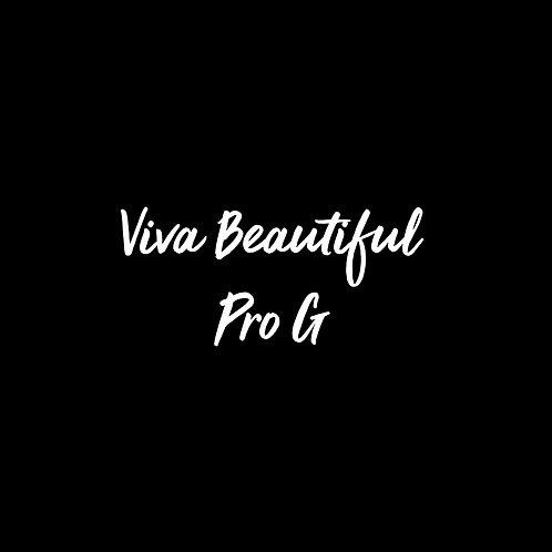 Viva Beautiful Pro G Font - 1 User