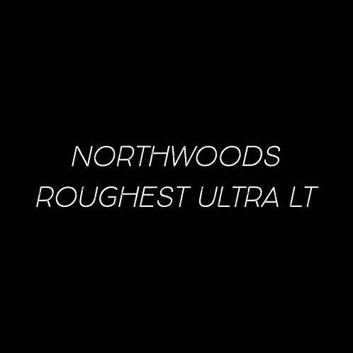 Northwoods Roughest Ultra Light Font - 1 User