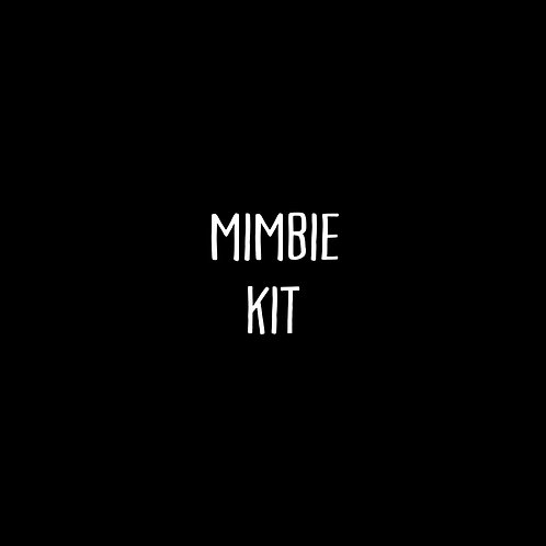 Mimbie Font Kit - 1 User