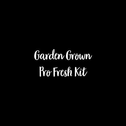 Garden Grown Pro Fresh Font Kit - 1 User
