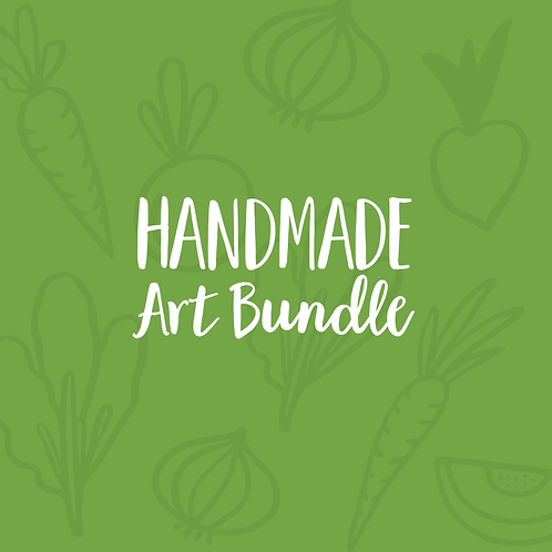 HANDMADE | ART BUNDLE