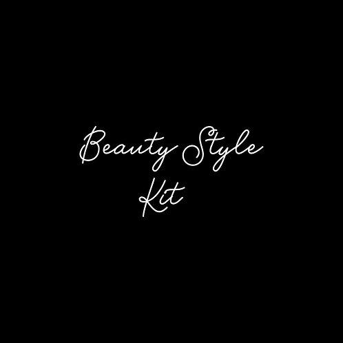 Beauty Style Font Kit - 1 User