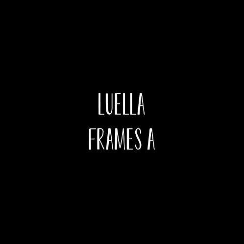 Luella Frames A Font & Vector Art - 1 User
