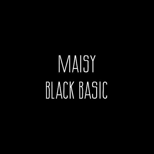 Maisy Black Basic Font - 1 User